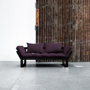 Edge von Karup KARUP_011-Rahmen natur-736 purple Lonetta
