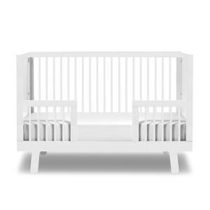 . Sparrow Umbaukit zum Kinderbett /weiss
