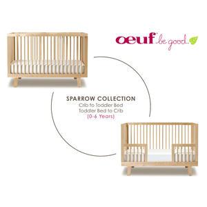 . Sparrow Umbaukit zum Kinderbett /Birke