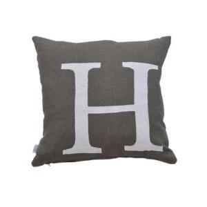 Oliver's Buchstabenkissen H
