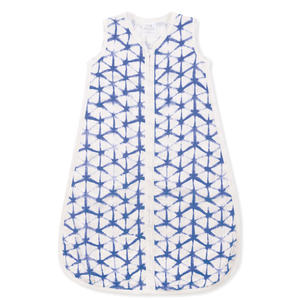 Schlafsack Sleeping bag silky soft indigo