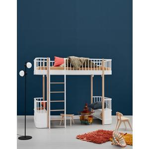 Hochbett aus der Wood Collection von Oliver Furniture Maße: 97x206x176 cm