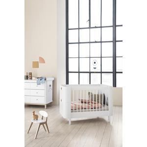 Mini+ Startset aus der Wood Collection von Oliver Furniture in weiß
