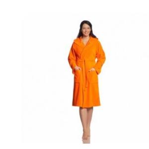 """Bademantel von Vossen Bademantel """"Texas""""-orange-XL"""