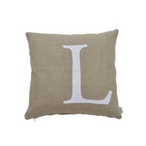 Oliver's Buchstabenkissen L