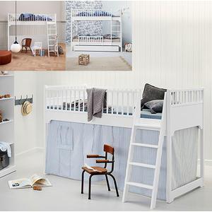 Seaside Collection Umbauset Umbauset Hoch/Etagenbett zum halbhohen Hochbett