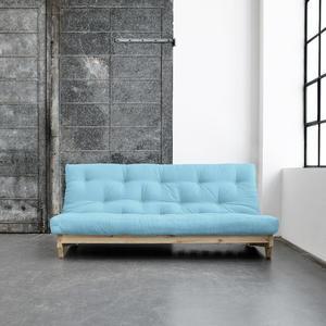 Fresh Sofa-Rahmen wenge-744 celeste Lonetta