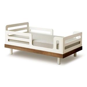 70x140 cm Classic Kinderbett /Walnuss 70x140 cm