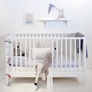 Baby- und Kinderbett aus der Seaside Collection von Oliver Furniture Oliver Baby- und