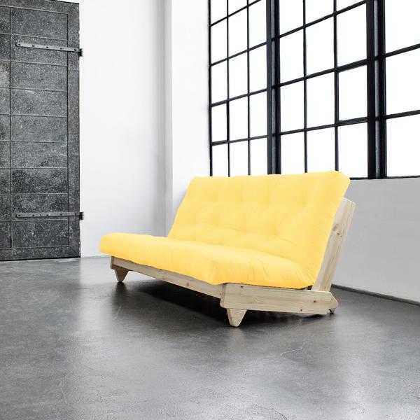 Fresh Sofa-Rahmen raw-748 amarillo Lonetta