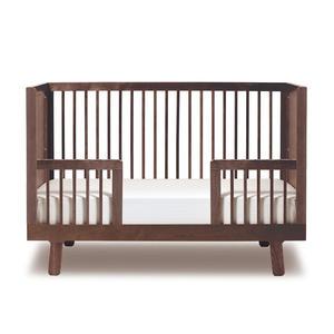 . Sparrow Umbaukit zum Kinderbett /Walnuss