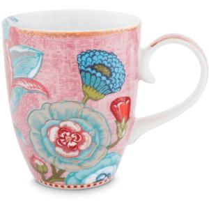 PiP Spring to life Tasse groß-pink
