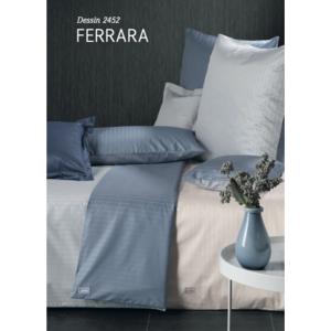Wendebettwäsche Ferrara-0000 weiß-Set 140/200 & 70/90