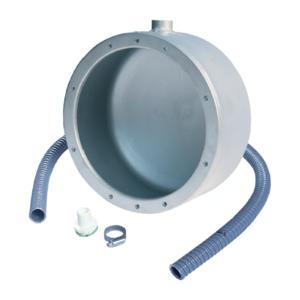 Neptun Einbautopf 1.4571 zu Scheinwerfer UWS 100/300 W/12 V