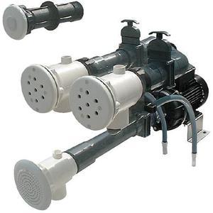 Neptun Fertigmontagesatz für Massagestation ABS 2,6kW/400V