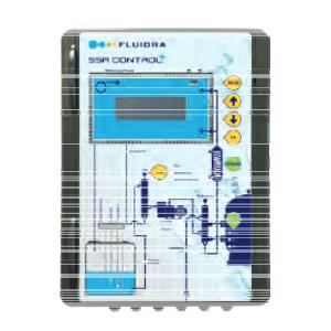 SSA Control Plus Filtersteuerung o. Fühler, inkl. Memorycard