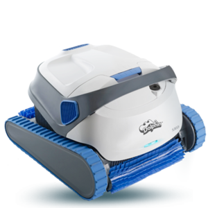 Dolphin S 300i App Steuerbarer Poolroboter mit Caddy
