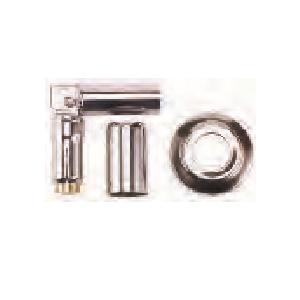 Schwenkgelenk Ankersockel D43 für Muro und Standard Leiter