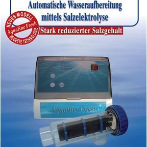 Saltmaster Aqualine Fresh 20 Salzanlage 20g/h für 80m³ halbe Salzmenge