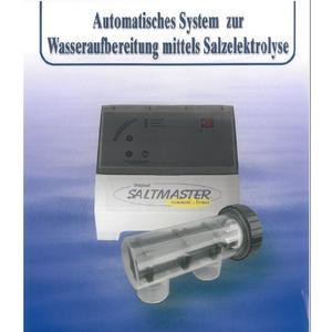 Salzanlage Saltmaster Standard 20g/h für80m³ Monitor