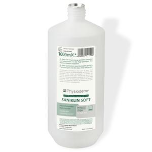 SANIKLIN SOFT 1000 ml Rundflasche