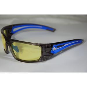 Fahrrad & Sportbrille Wien in Blau