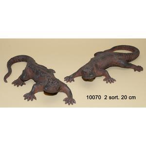 Salamander 20cm 2 sortiert