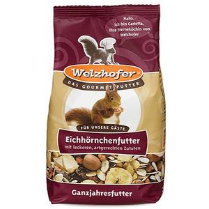 Welzhofer Eichhörnchenfutter 1kg