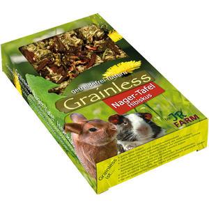 JR Farm Grainless Nager Tafel Hibiskus