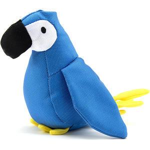 Beco Hundespielzeug, Plüschspielzeug für Hunde Papagei LUCY