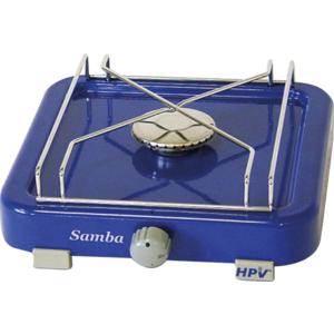 TGO Campingkocher Samba 1000BZ5 1-Flammig, Farbe blau, CK-1000Z