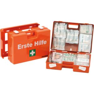 Verbandskasten Type 1 gefüllt bis 5 Personen ÖNORM Z1020