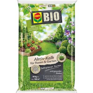 Compo BIO Aktiv-Kalk für Rasen&Garten 10 kg für 150m² 13760 66