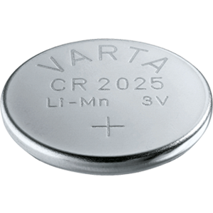 Varta-Batterie CR 2025