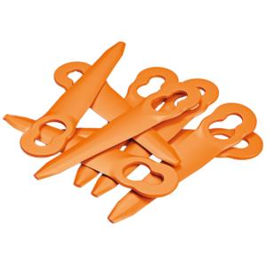 Stihl Kunststoffmessersatz (8 Stk.) für PolyCut 2-2 (FSA45) 40080071000