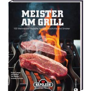 "Napoleon Grillbuch ""Meister am Grill"" MAG-BOOK-DE"