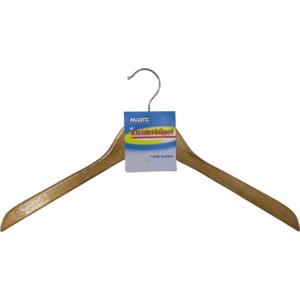 Masta Kleiderbügel Holz ohne Steg lackiert 893920