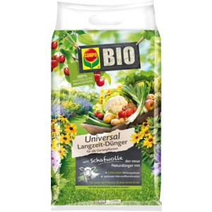 Compo Bio Universal Langzeit-Dünger mit Schafwolle 4 kg 20274 66