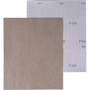 Schleifblatt Leinen 230x280 K120 Format 81440120