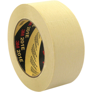 Abdeckklebeband 3M neu 201E 18mmx50m Gummiharz beige (VE 48)