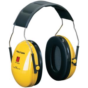 Kapselgehörschutz Peltor Optime I Kopfbügel SNR 27 dB H510A401