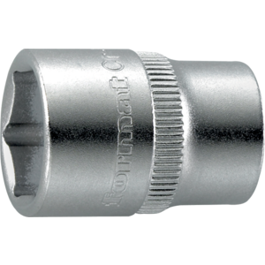 """Steckschlüssel-Einsatz 3/8""""17mm 6kt Format 60700017"""