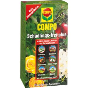 Compo Schädlingsfrei plus 250ml (für 25 Lit) 1 6602 02