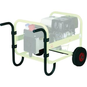 Stromerzeuger Radsatz Pramac