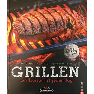 "Napoleon Grillbuch ""Grillsaison ist jeden Tag """