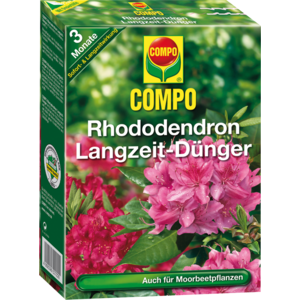 Compo Rhododendron Langzeit-Dünger 850g 21576 02