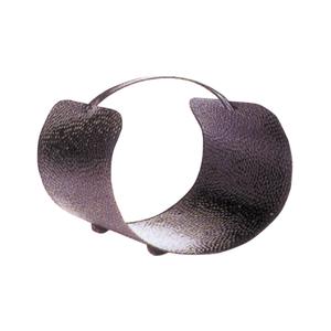 Holzträger/Wiege gehämmert Kupfer