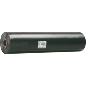 Baufolie schwarz Typ 200 - 2000 mm 50 lfm