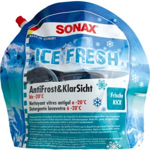 Antifrost und Klarsicht gebrauchsfertig ICE FRESH 3L 01334410 VOC = 27,2 %