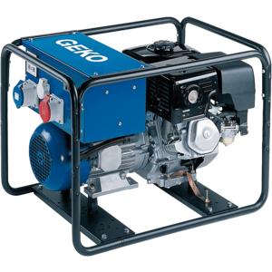 Stromerzeuger Geko Benzin 6400 ED A HHBA 220V/380V